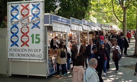 La Fundación 15Q inaugura el II Mercado Solidario en Madrid que recaudará fondos para la investigación de la enfermedad
