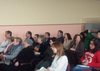 Jornada del Síndrome de Inversión Duplicación del Cromosoma 15q en San Martin de Valdeiglesias0009